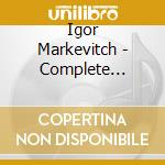 Opere x orchestra (integrale) vol.1: le cd musicale di Markevich