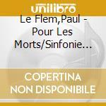 Sinfonia n.4, 7 pieces enfantines, le gr cd musicale di Flem Le