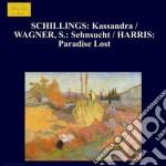Kassandra op.9 n.1, das eleusische fest cd musicale di Schillings