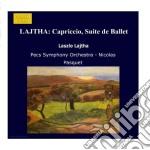 Laszlo Lajtha - Orchestral Works Vol.2 cd musicale di LÁszlÓ Lajtha