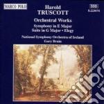 Suite in sol mag, elegia per archi, sinf cd musicale di Truscott