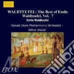 Le composizioni piu'popolari vol.7: valz cd musicale di Waldteufel