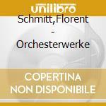 Sinfonia n.2 op.137, danse d'abisag op.7 cd musicale di Florence Schmitt