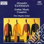 Integrale delle opere x chitarra cd musicale di Aleksander Tansman