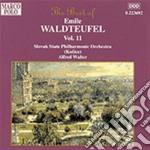Le composizioni piu' popolari vol.11: op cd musicale di Waldteufel