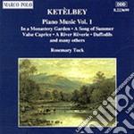 Opere x pf vol.1 (integrale): in a monas cd musicale di Albert KetÈlbey