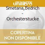 Pezzi orchestrali brevi cd musicale di Bedrich Smetana