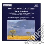 Musica Sudafricana  - Marchbank Peter Dir  /nationa So Of The S.a.b.t. cd musicale