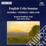 Sonata x vlc op.60 cd musicale di Edmund Rubbra