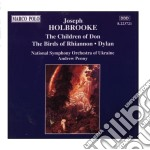 The children of don op.56 (overture), th cd musicale di Holbrooke