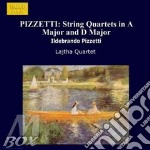 Quartetto x archi in la mag, quartetto i cd musicale di Ildebrando Pizzetti