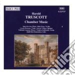 Truscott - Trio X Fl, Vl E Vla, Sonata X Clar N.1,sonata X Vl Solo, Meditazione X Vlc Solo /i.kovacs Fl, B.nagy Vl, L.barsony Vla, I.varga Clar, M.lug cd musicale di Truscott