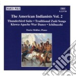The american indianists, vol.2 cd musicale