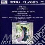 La bella dormente nel bosco, racconto mu cd musicale di Ottorino Respighi