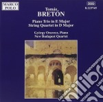 Breton /new Budapest Quartet cd musicale