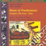 House Of Frankenstein cd musicale di O.S.T.
