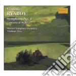 Sinfonia n.4 op.22, concerto di valzer o cd musicale di Vladimir Rybov