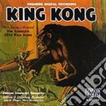 King kong, colonna sonora completa dal f cd musicale di Max Steiner