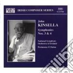 Kinsella /national Symphony Orchestra Of Ireland cd musicale