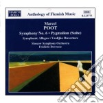 Sinfonia n.6, pygmalion (suite), allegro cd musicale di Poot