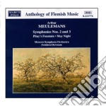 Meulemans cd musicale