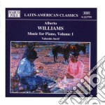 Opere x pf (integrale) vol.1: hueyas op. cd musicale di Heathcote Williams