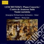 Concerto x pf op.9, die erste falte (ove cd musicale di Leschetizky