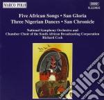Canti africani n.1 > n.5 cd musicale di Khumalo