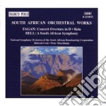 Fagan  - Marchbank Peter Dir  /national Symphony Orchestra Of The South African Broadcasting Corporation - South African Orchestral Music cd musicale