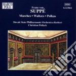 Marce, valzer e polche cd musicale di Suppe' franz von