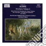 Ouvertures vol.6: reise durch die marche cd musicale di Suppe' franz von