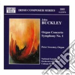 Buckley  - Pearce Colman Dir  /peter Sweeney Org, National Symphony Orchestra Of Irelan cd musicale