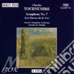 Sinfonia n.7 (les danses de la vie) cd musicale di Charles Tournemire