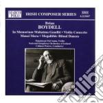 Boydell  - Pearce Colman Dir  /maighread Mccrann Vl, National Symphony Orchestra Of Ireland cd musicale