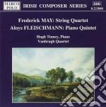 May Frederick - Quartetto X Archi In Do Min. cd musicale di Frederick May