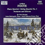 Musica da camera vol.2: quartetto con pf cd musicale di Arthur Foote