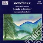 Opere x pf (integrale) vol.5: sonata in cd musicale di Leopold Godowsky