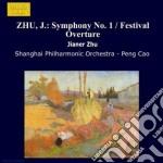 Sinfonia n.1 cd musicale