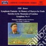 Symphonic fantasia cd musicale