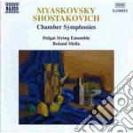 Sinfonietta n.2 op.68 cd musicale di Myaskovsky nikolai y