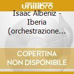 Iberia cd musicale di Isaac Albeniz