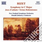 Sinfonia in do mag,jeux d'enfants,scenes cd musicale di George Bizet