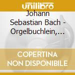 Das orgelbuchlein vol.ii cd musicale di Johann Sebastian Bach