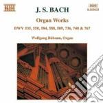 Organ recital cd musicale di Johann Sebastian Bach