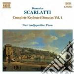 Sonate (integrale) vol.1: sonate k 487, cd musicale di Domenico Scarlatti