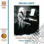 Opere x pf (integrale) vol. 5: trascrizi cd musicale di Franz Liszt