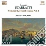 Complete keyboard s.2 cd musicale di D. Scarlatti