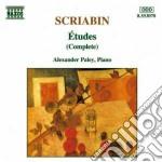 Studi (integrale): op. 2 n. 1, op. 8 nn. cd musicale di Alexandre Scriabin