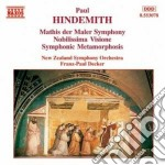 Mathis der malher (sinfonia), nobilissim cd musicale di Paul Hindemith