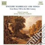 Musica vocale inglese cd musicale